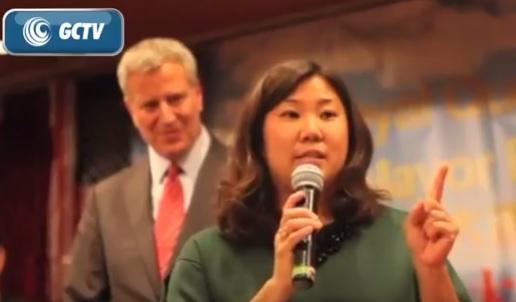 大纽约华人互助会举办首场参政讨论会