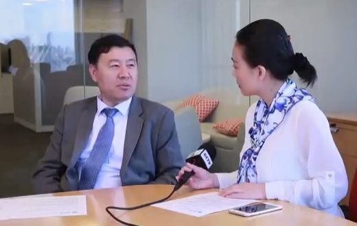 绿地美国CEO胡刚谈海外房产投资战略