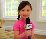 VICKY'Z国际少儿模特大赛纽约赛区形象代言人Rachel邀你一起来走秀!