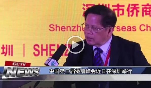 中国第三届侨商峰会近日在深圳举行
